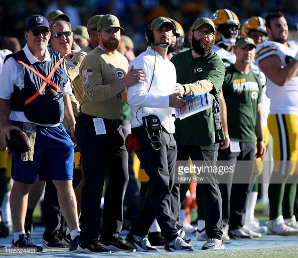 Matt LaFleur and the Green Bay Packers Will Be Under the Spotlight this Week