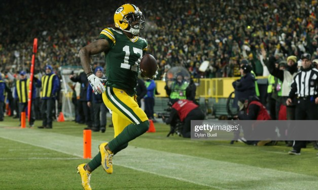 Packers Pre draft Wide Receiver Watch List: Rounds 1-4