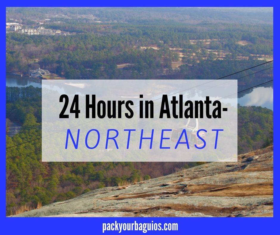 24 Hours in Atlanta- Northeast