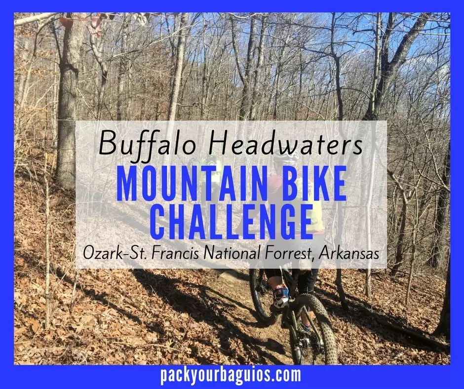 Buffalo Headwaters Mountain Bike Challenge