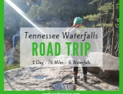 Tennessee Waterfalls Road Trip