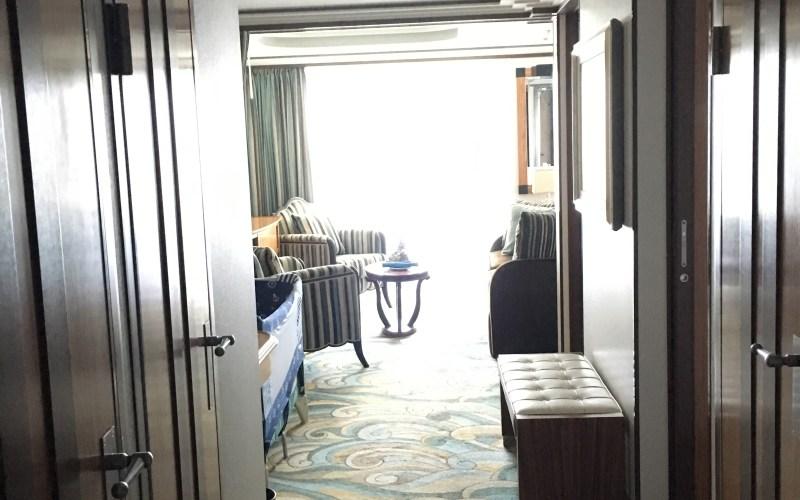 Disney Fantasy Concierge Cabin 12006