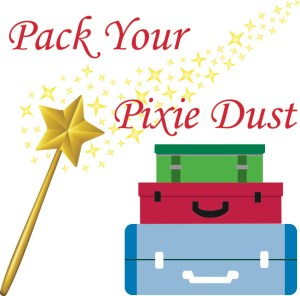 Pack Your Pixie Dust