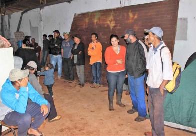 Famílias de Sem Terra foram abandonadas em Prado Ferreira