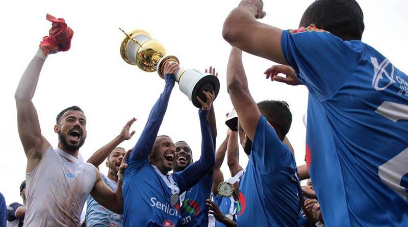 Nacional de Rolândia é campeão da Terceirona