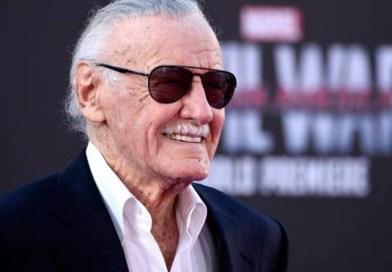 Stan Lee, a lenda dos quadrinhos, morre aos 95 anos