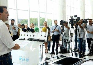 Ratinho Jr manda auditar folha de pagamento do Estado