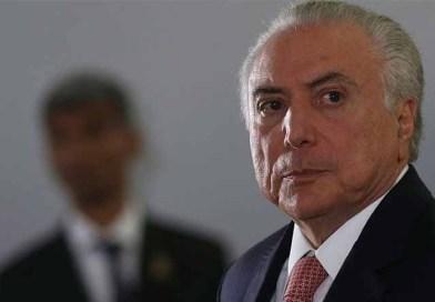 Lava Jato prende ex-presidente Michel Temer