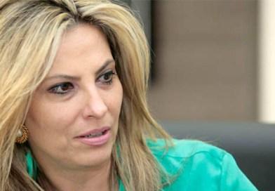 Ratinho Jr veta aposentadoria de Cida Borghetti