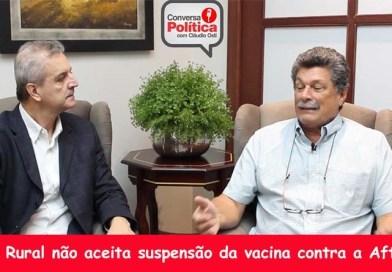 Sociedade Rural diz que Paraná perde com a suspensão da vacinação da Febre Aftosa