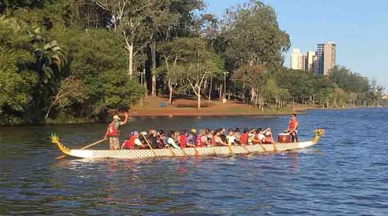 Dragon Boat em Londrina: Saúde, Lazer e Turismo