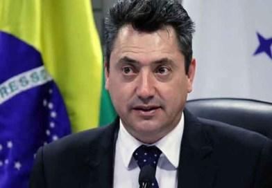 Deputado do Paraná, Sérgio Souza é alvo do Polícia Federal