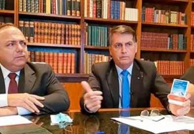 Politização da Vacina: Bolsonaro e Pazuello alinham discurso sobre vacina chinesa