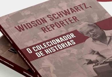 """O """"histórico"""" Widson Schwartz, uma vida em livro"""