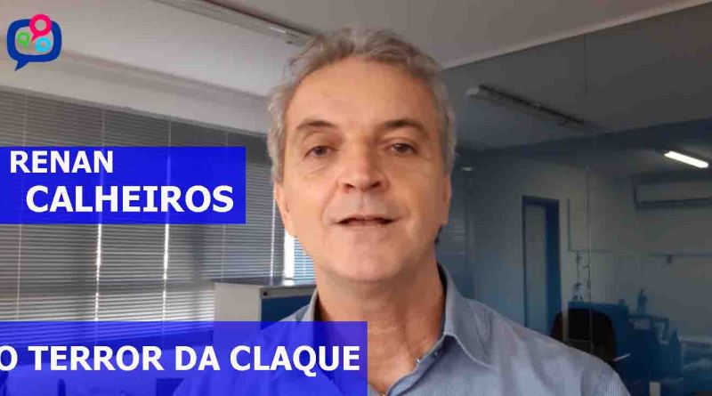 Renan Calheiros na relatoria da CPI da Pandemia. É pra dar medo?