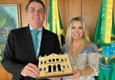 Mulher de Ricardo Barros, Cida Borgheti, é confirmada Conselheira da Itaipu