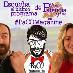 Programa de radio Viva Palencia Viva ACUP Juanpa Ausín Naide Nóbrega