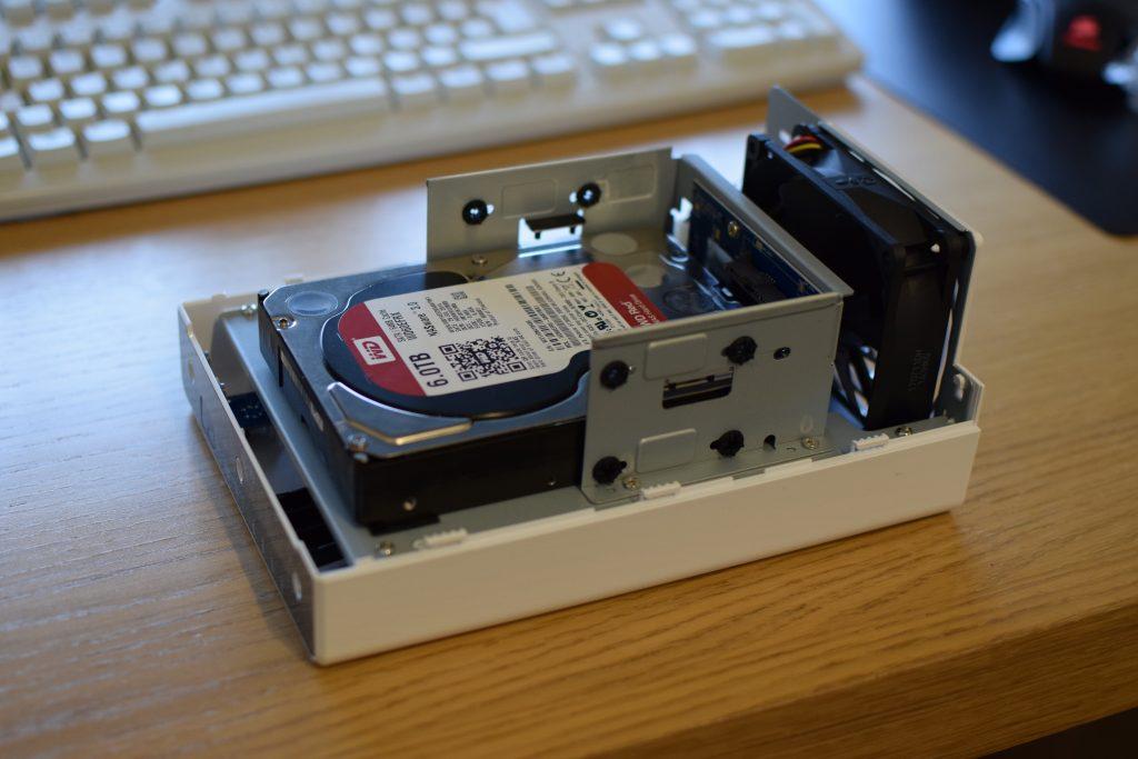 Cómo instalar una NAS Synology DS218