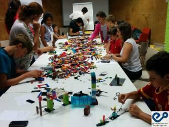 Foto Lego Serious Play, fuente: Oviedo Emprende