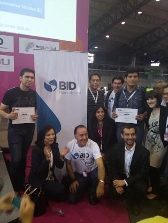 BID Campus Party Ecuador