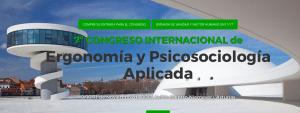 Congreso Internacional Ergonomia