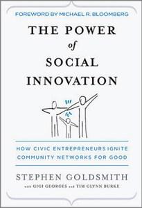 Power Of Social Innovation. Stephen Goldsmith