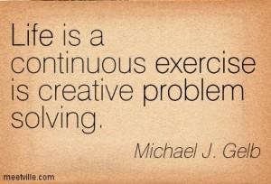 Creatividad en la resolución de problemas