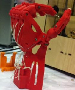 3D Printing Campus Party Quito