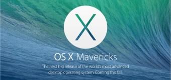Como crear un pendrive de instalación de OSX Mavericks