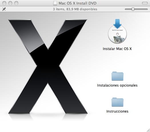 OSX 10.6 DMG