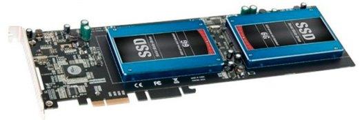 Sonnet Tempo SSD Pro 6Gb/s SATA PCIe 2.0 controladora SSD