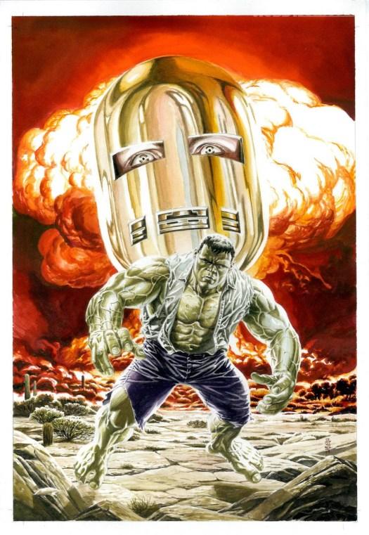 Hulk monstruoso