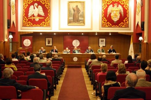 Salón de Actos del Colegio Mayor San Pablo