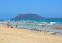 Férias baratas e, Fuerteventura