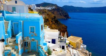 Férias baratas nas ilhas gregas