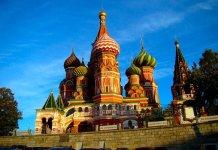 Circuito turístico na Rússia