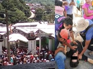 Suman seis muertos tras enfrentamiento entre pobladores y ejidatarios de Tila, Chiapas