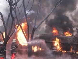 Diez menores pierden la vida por incendio en internado de Tanzania