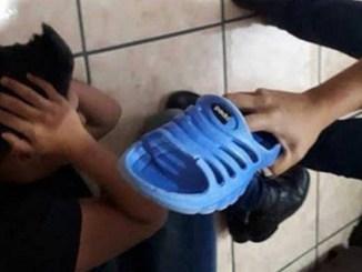 """Jalisco aprueba """"Ley Anti Chancla"""" para castigar castigo corporal a menores"""