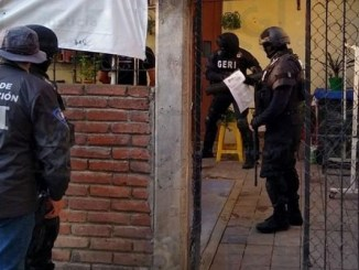 19 detenidos, droga y armas aseguradas tras cateos en la Cuauhtémoc