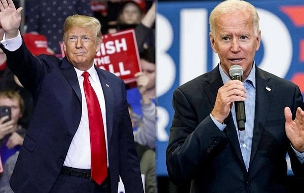 Trump publica #VIDEO falso para desprestigiar a Biden
