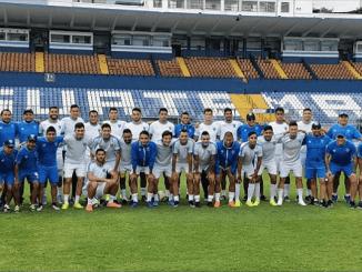 Guatemala reporta seleccionado con Covid-19, a días de partido con México