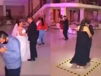 Baile con sana distancia, ¡así podrían ser las fiestas en la nueva normalidad! #VIDEO
