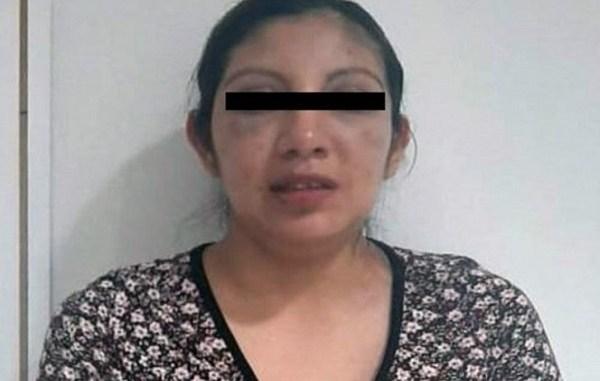 FGJEM arresta a mujer que golpeaba a un bebé de tres meses
