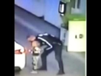 Detienen a secuestrador de una niña de cuatro años, dijo que lo hizo porque quería violarla #VIDEO