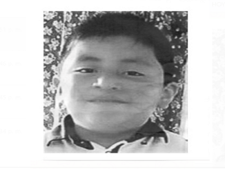 #AlertaAmber José tiene 9 años y desapareció en Cuajimalpa de Morelos