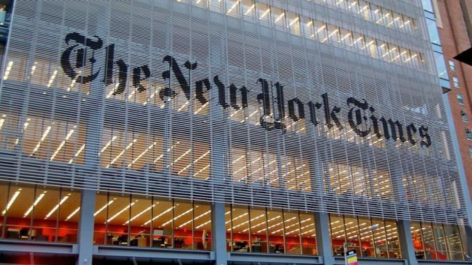 ¡Nace The New York Times! 169 años de información y reconocimiento