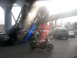Muere un hombre y dos resultan lesionados tras choque en Venustiano Carranza #VIDEO
