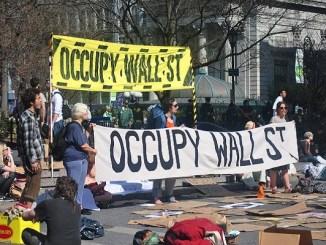 Occupy Wall Street, la protesta en contra de los ricos de EE.UU.