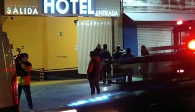 Fiscalía de la CDMX investiga muerte de un hombre en habitación de un hotel en Tlalpan #VIDEO